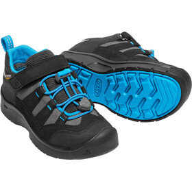 Keen Hikeport WP Shoes Barn black/blue jewel